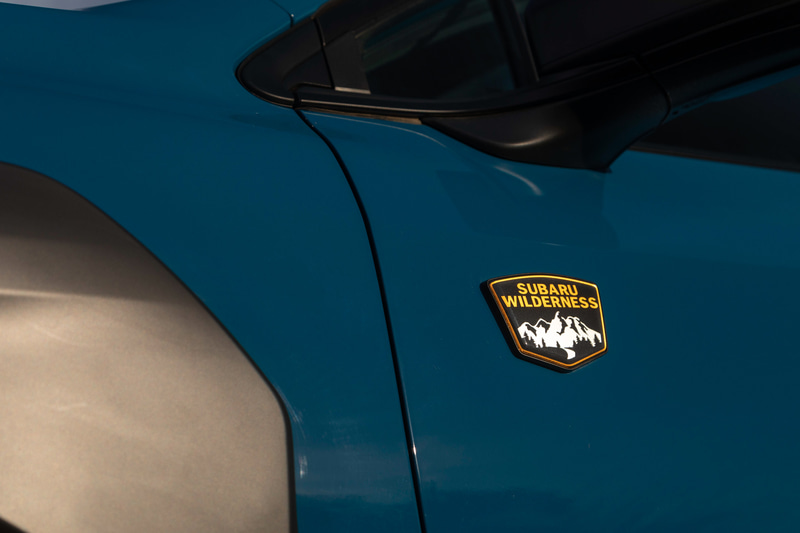 アウトバック ウィルダネス(米国仕様車)