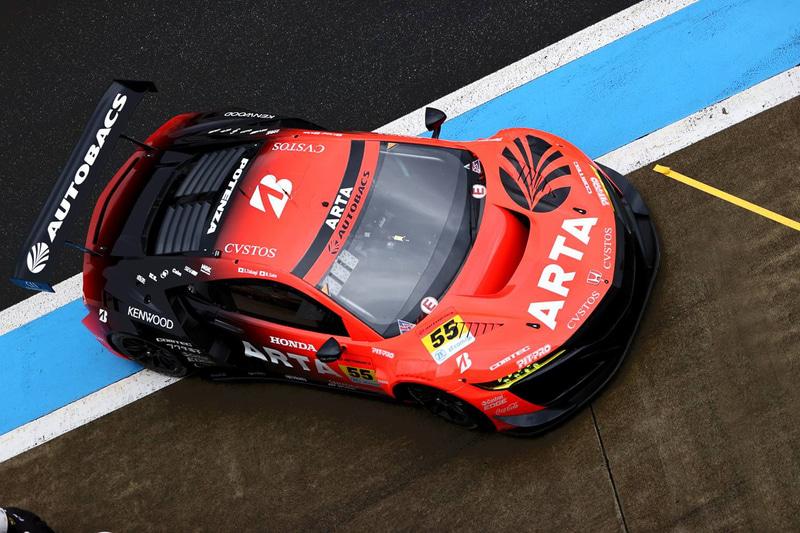 JVCケンウッドは2021年のSUPER GT GT300クラスに参戦するARTAに協賛する