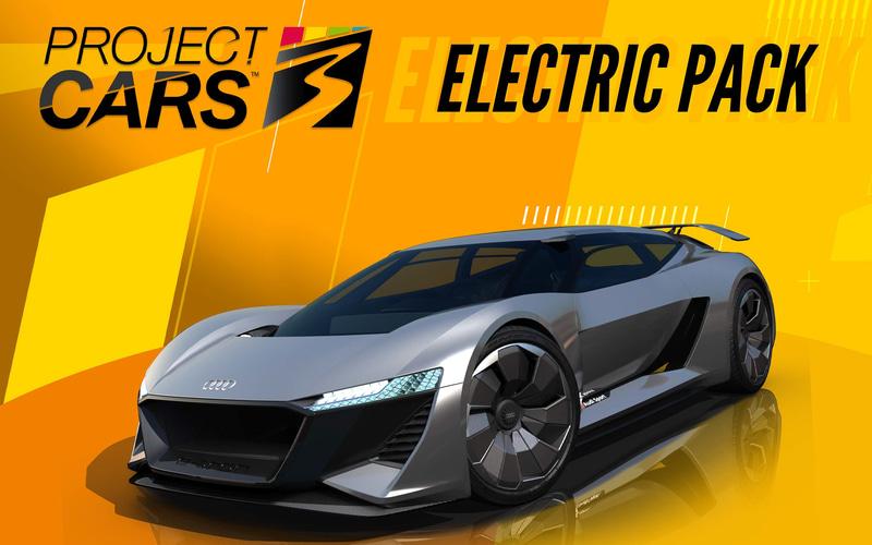 本格レースゲームシリーズ「プロジェクト カーズ3」のダウンロードコンテンツ(DLC)第4弾となる「エレクトリックパック」が発売された