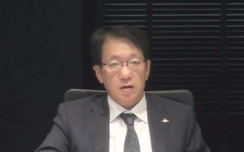 三菱自動車工業株式会社 代表執行役社長兼 最高経営責任者 加藤隆雄氏