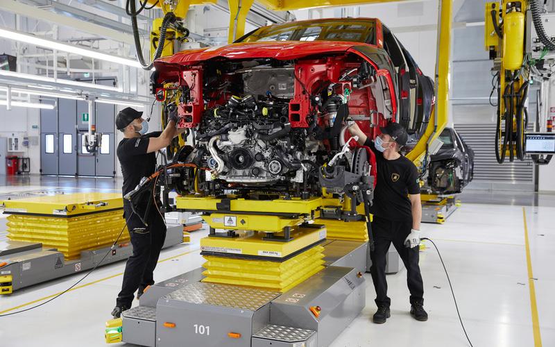 将来のランボルギーニ・モデルおよびサンタアガタ・ボロネーゼの拠点の脱炭素化を目指すロードマップを発表