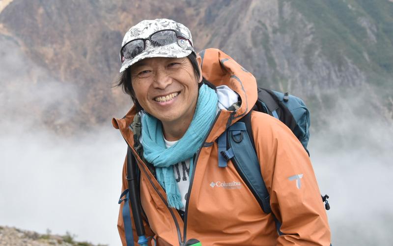 国際山岳ガイド 近藤謙司さん