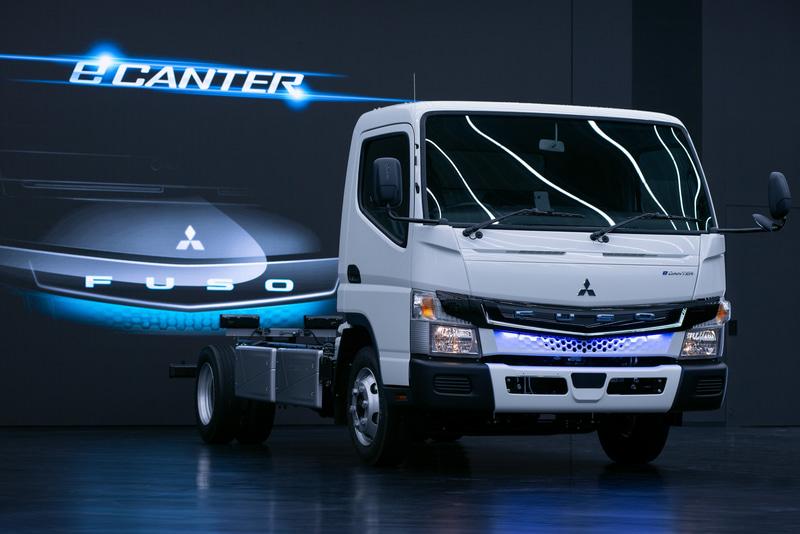 EVトラック「eCanter」
