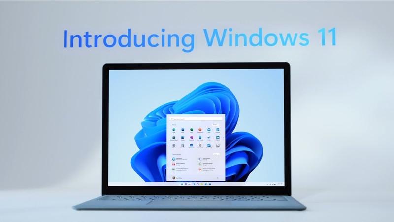 6月25日発表されたウィンドウズ11は2021年内に提供される予定らしい