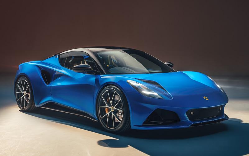 ロータスの新型車「エミーラ(Emira)」