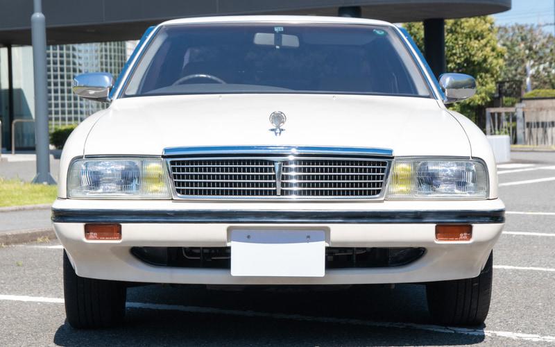 伊藤かずえさんの愛車「シーマ」