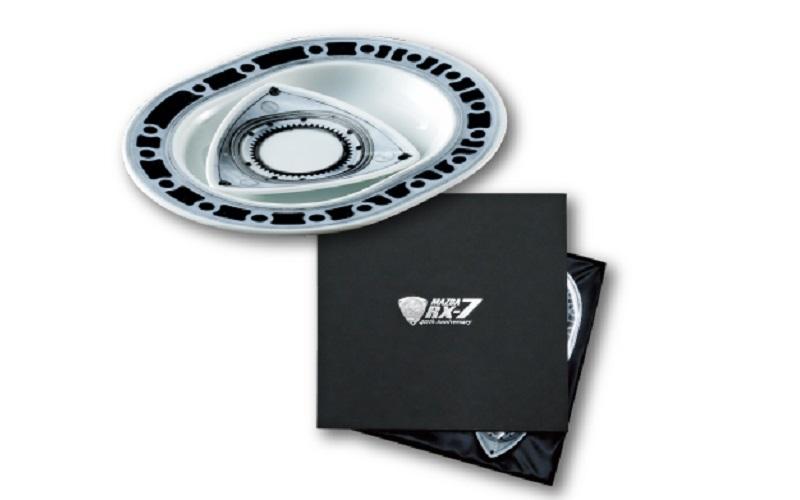 「RX-7ローター・ハウジング皿セット(各2枚)」