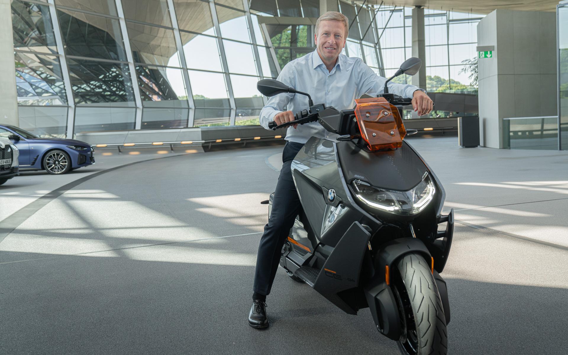 BMW AG CEO オリバー・ツィプセ氏