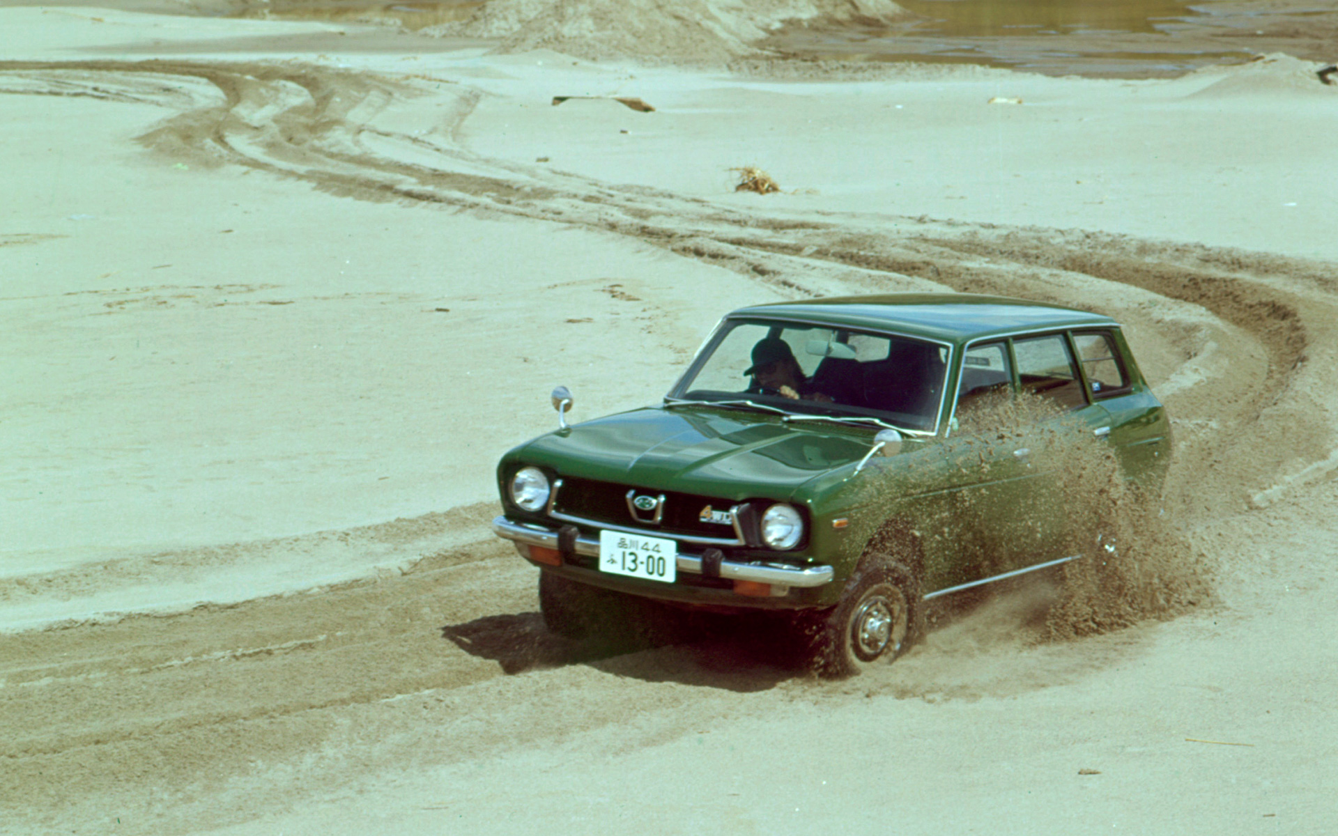 スバル レオーネ 4WD エステートバン