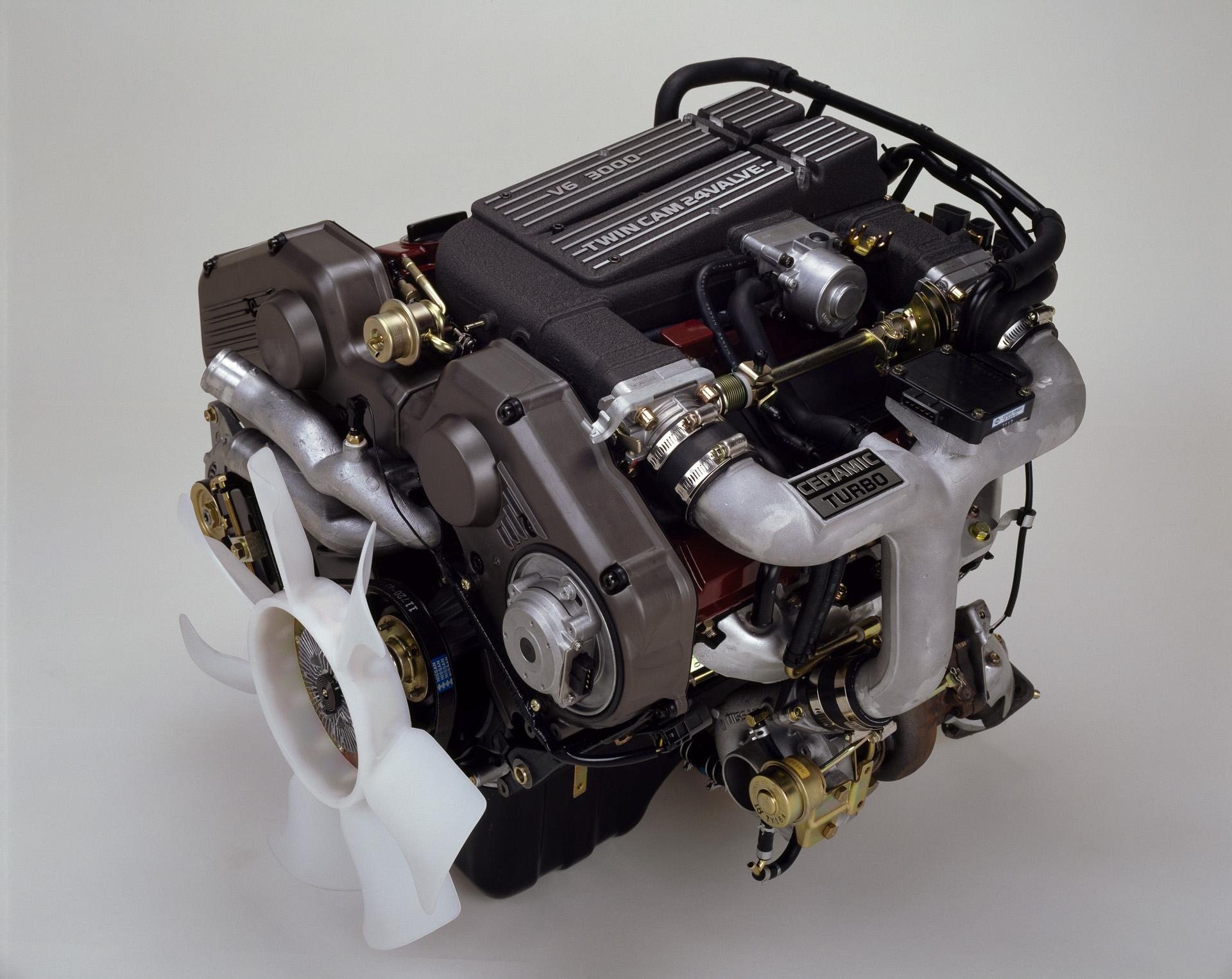 VG30DET エンジン