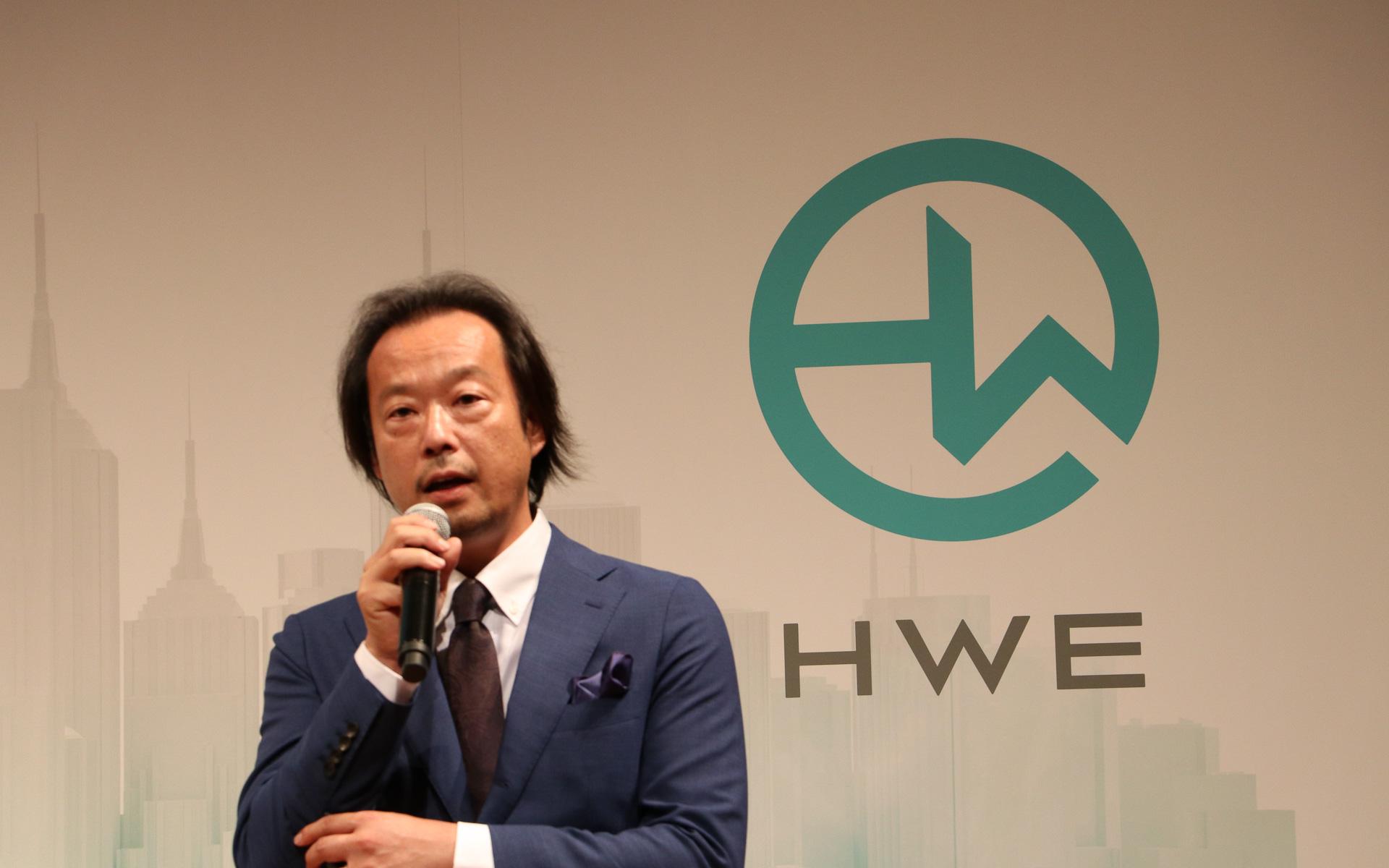 HW ELECTRO株式会社 常務執行役員/経営企画本部 高橋智行氏