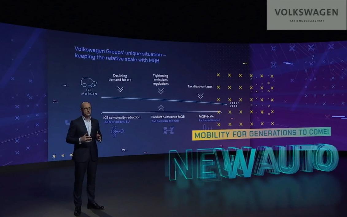 フォルクスワーゲンの新戦略「NEW AUTO」