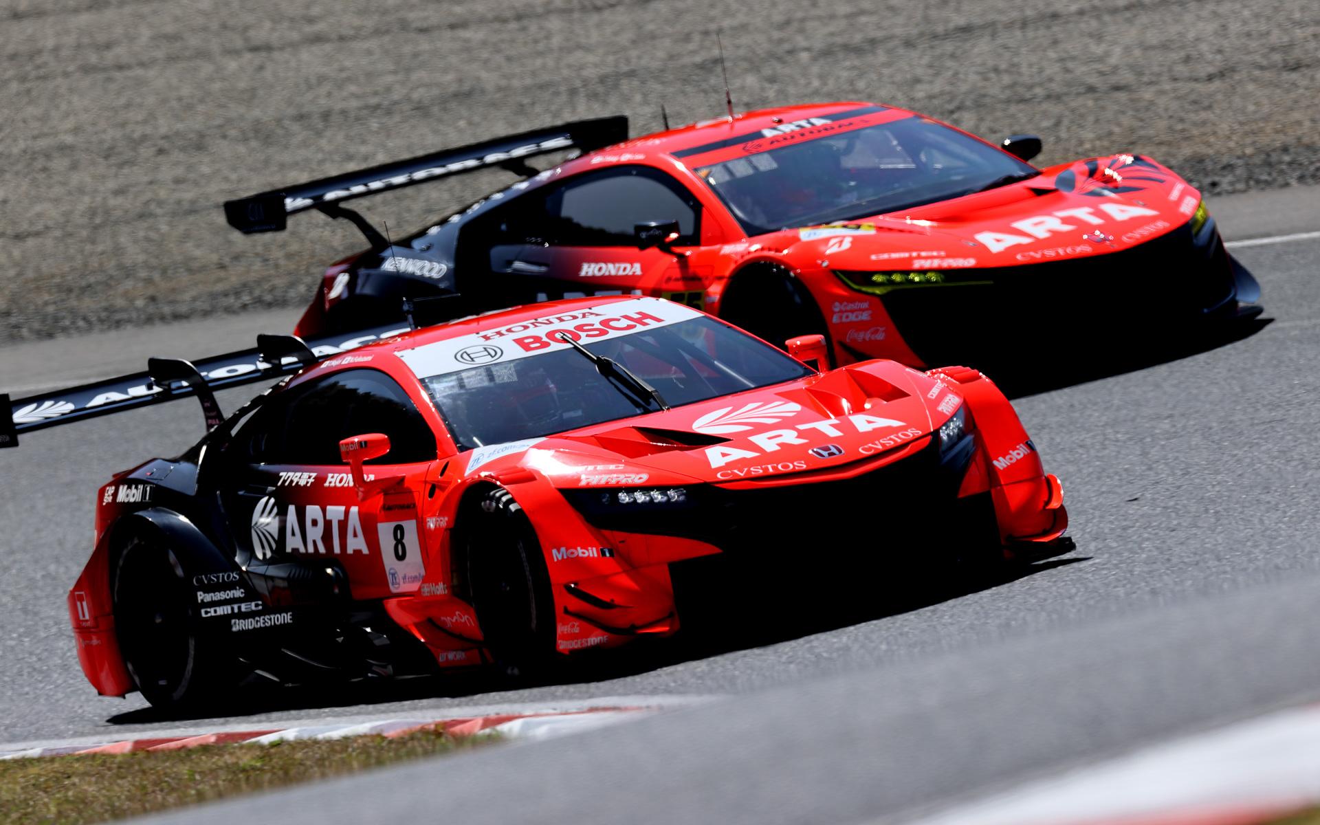 当日は栃木県にあるツインリンクもてぎにてSUPER GT 第4戦が開催される