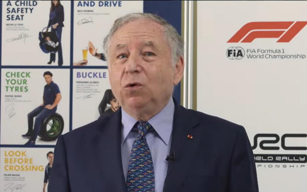 FIA ジャン・トッド会長