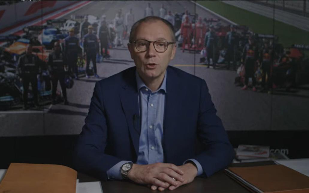 F1 CEO ステファノ・ドメニカリ氏
