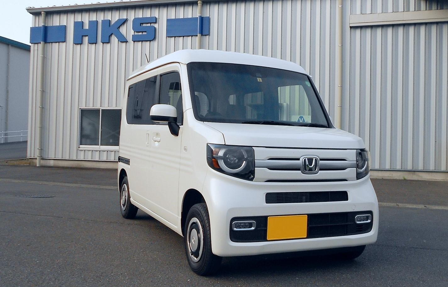 ホンダ:N-VAN(4WD)型式:JJ2(2018年7月~)