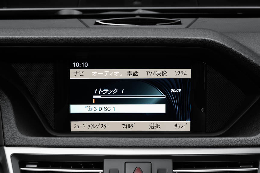 HDDに音楽を蓄えるミュージックレジスター