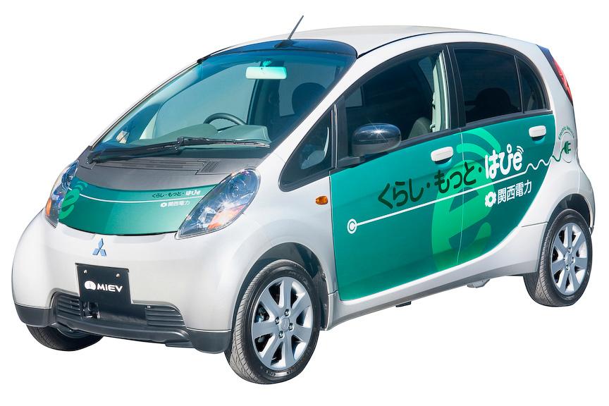 関西電力向け実験車両