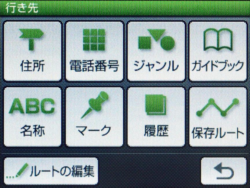 NV-U3Cもボタンサイズが異なる以外は同様。テンキータイプの数字入力も当然可能だ