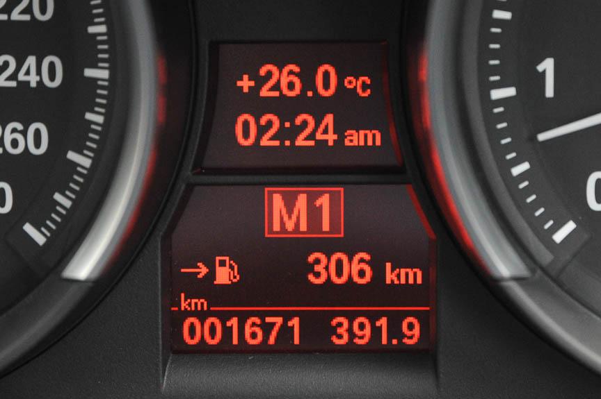 7速DCTはAT、スポーツ、MTの各モードを備える