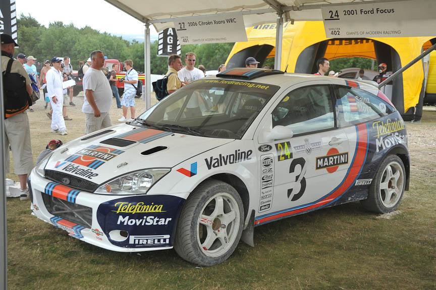 フォード フォーカス RS WRC