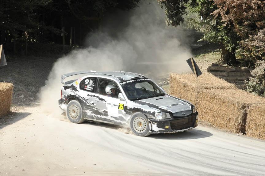 ヒュンダイ アクセント WRC エボリューション3.5