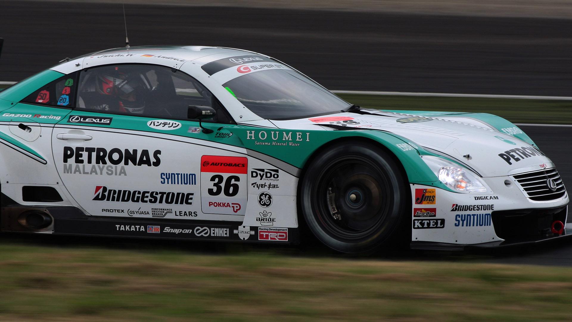 SUPER GT第6戦鈴鹿