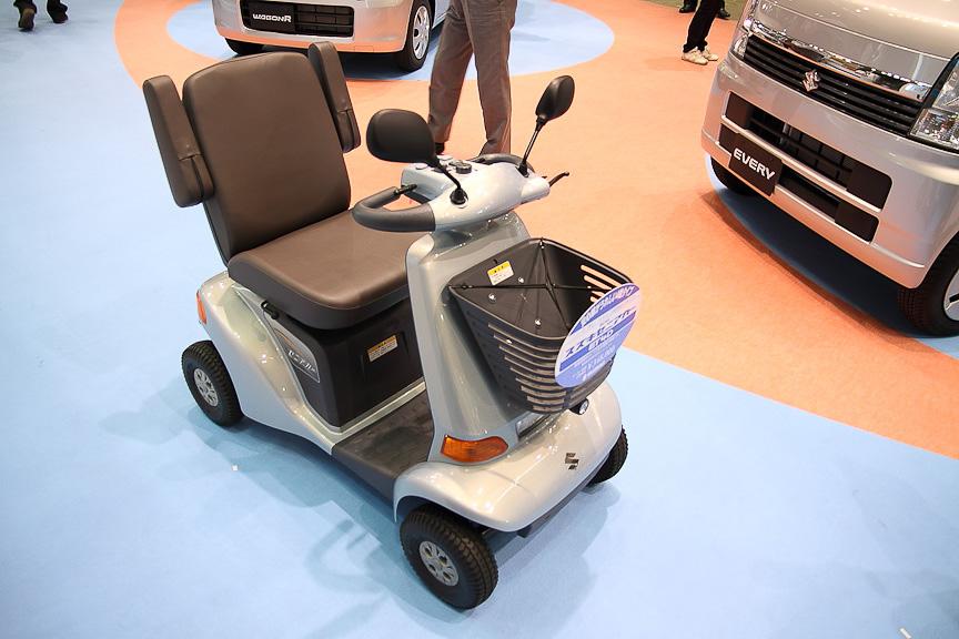 本格4輪セニアカーのET4D