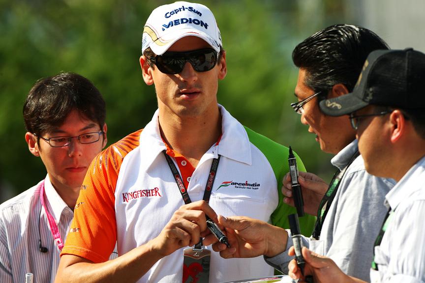 スーティルは元全日本F3チャンピオン