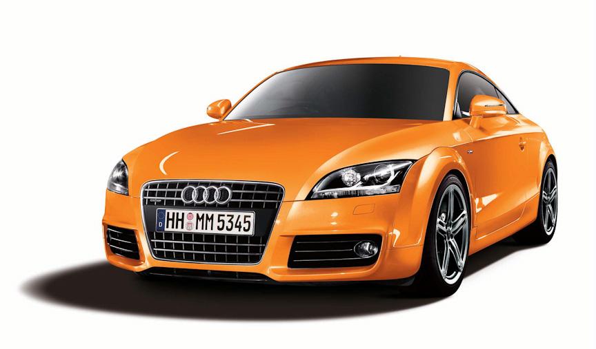 Audi 100 years Anniversary TTクーペ 2.0 TFSI quattro limited