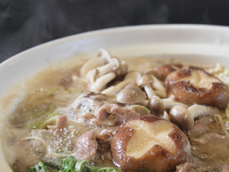 茨城に、んめぇしし鍋食べに行ってみだよー