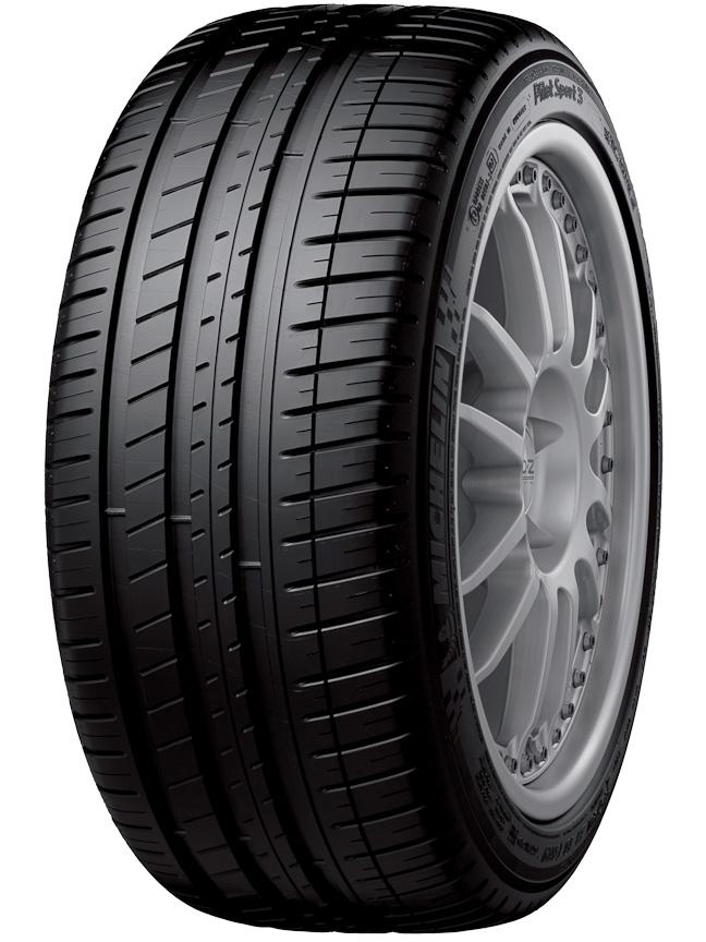 タイヤ幅275mm以下は5リブパターンとなる