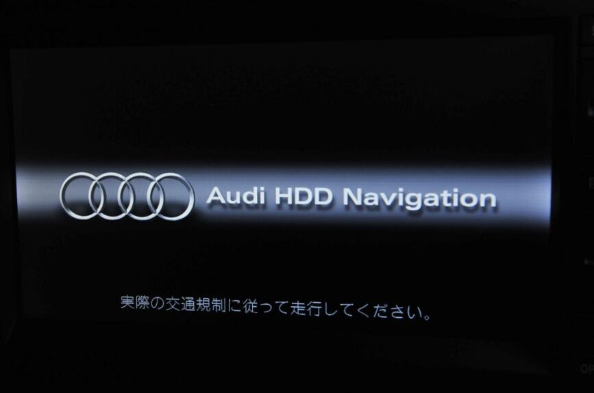 HDDカーナビを搭載