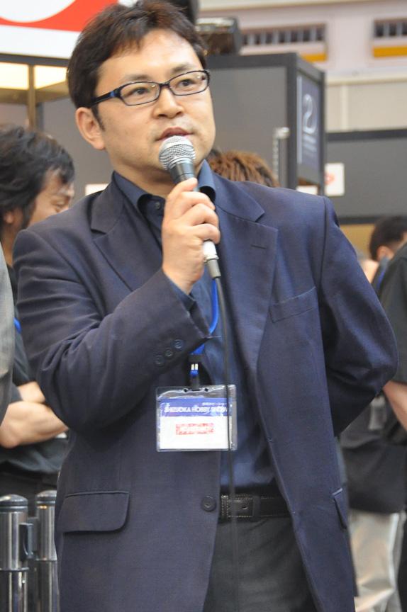 チャンピオンソフト 代表取締役 白木慶喜氏