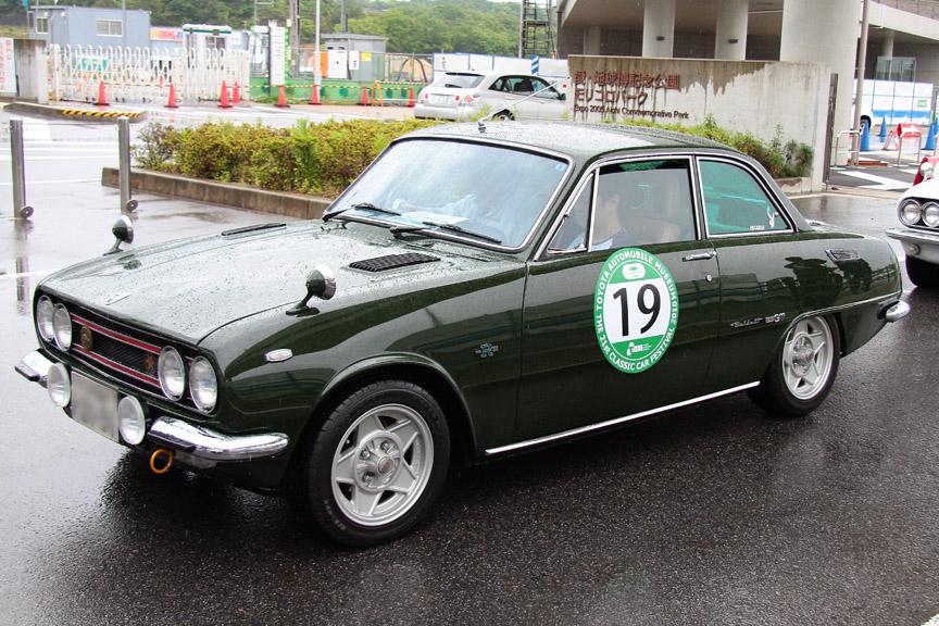 いすゞ ベレット1800GT