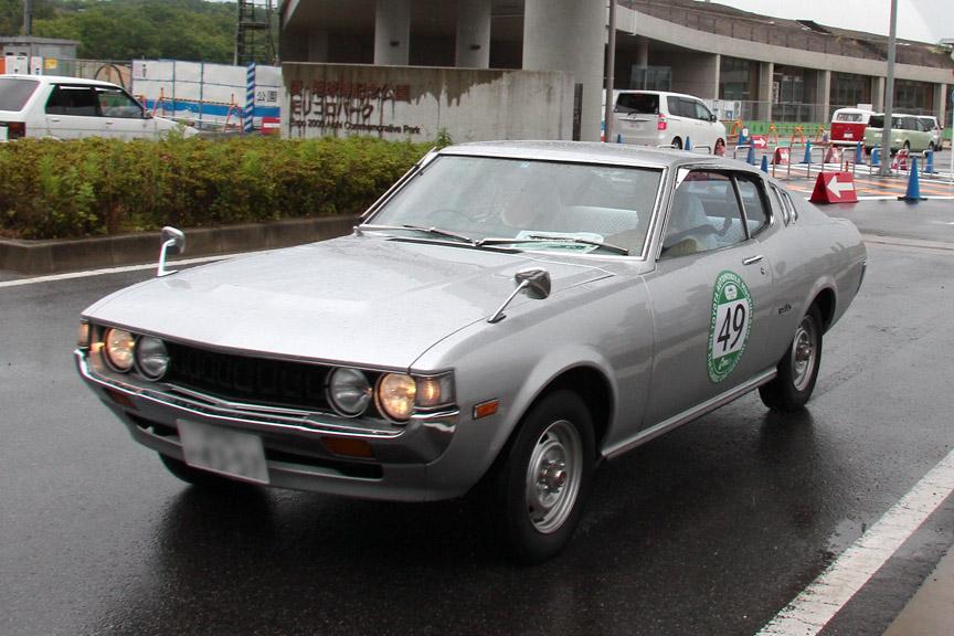 トヨタ セリカリフトバック 1600LT