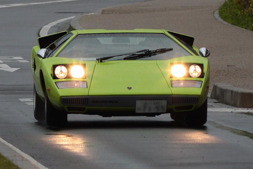 ランボルギーニ カウンタックLP400