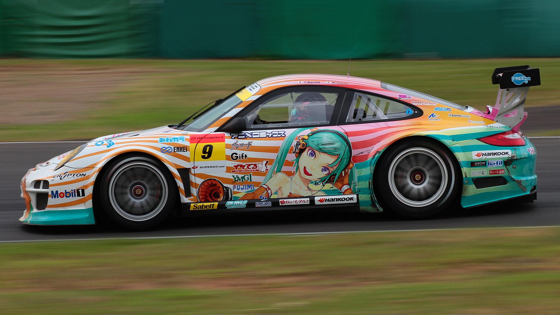SUPER GT第5戦SUGO