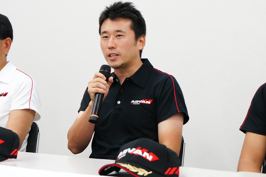 伊藤善博選手