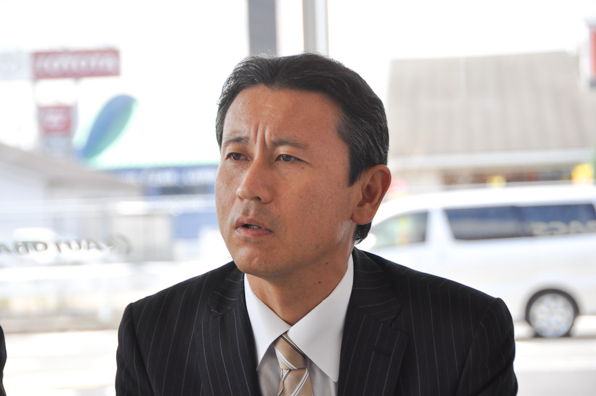 オートバックスセブン 店舗モデル構築担当執行役員 藤原伸一氏