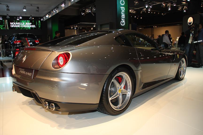 599 GTB フィオラノ