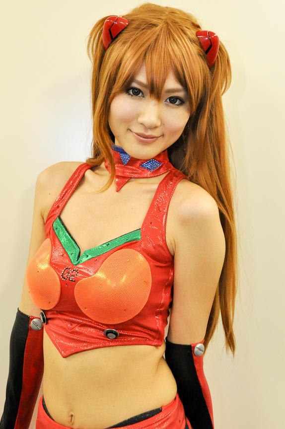 式波・アスカ・ラングレー役の千葉悠凪さん