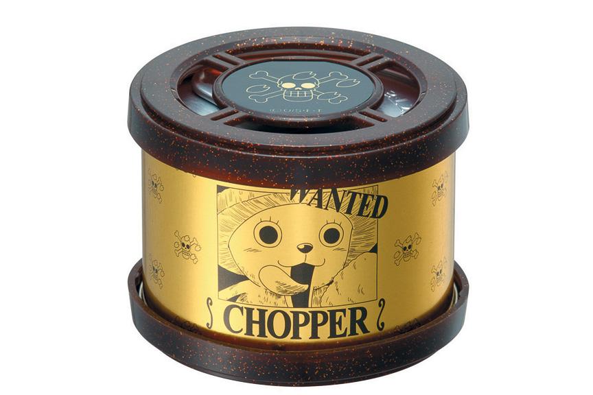 ワンピースエアフレッシュナー缶 GOLD チョッパー