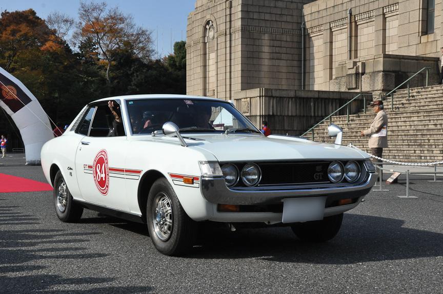 トヨタ セリカ 1600GT(1972年)