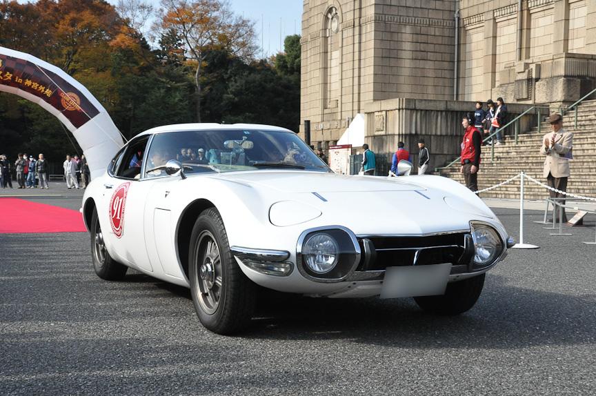 トヨタ 2000GT(1967年)