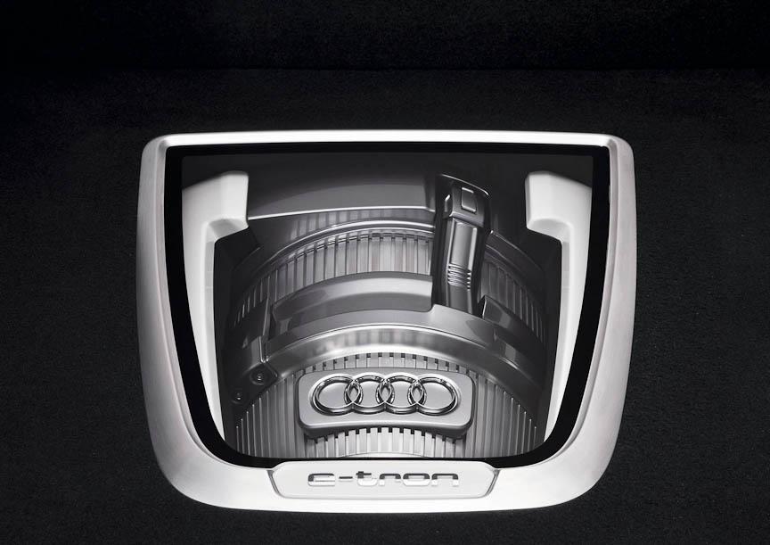 A1 e-tronのロータリー・エンジン
