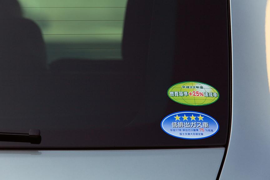 10・15モード燃費は先代トゥアレグV8モデルの6.6km/Lに対し13.8km/Lと倍以上の数値を実現。エコカー減税にも適合し自動車取得税および自動車重量税は100%免除となる