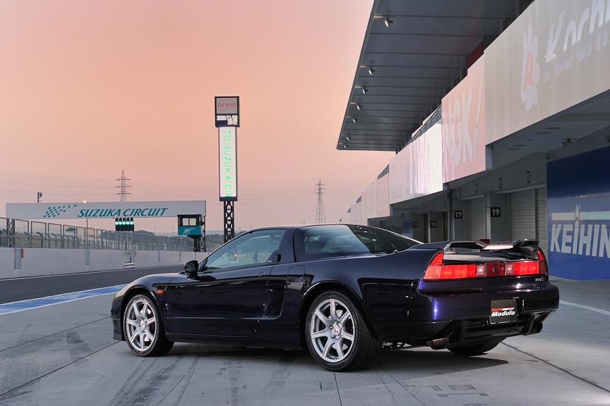 「NSX」ディーラーオプション装着車