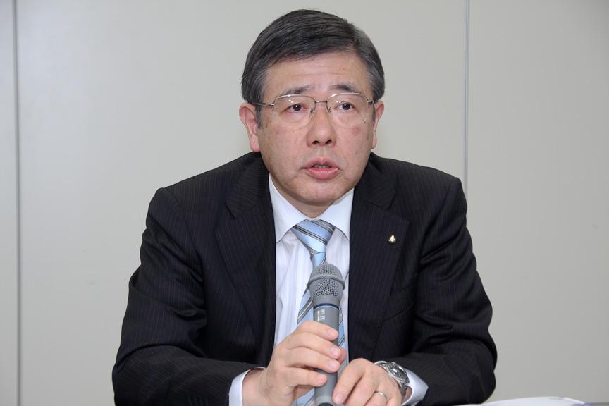 首都高速道路 代表取締役会長兼社長 橋本圭一郎氏