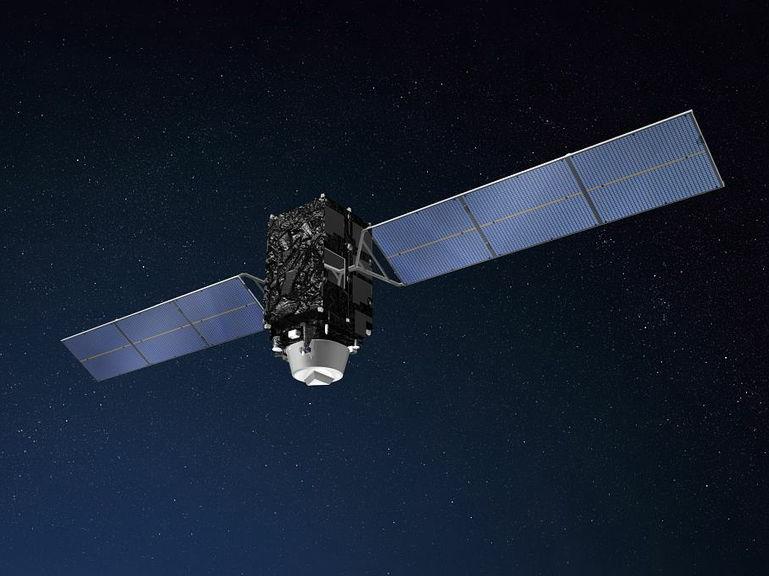 準天頂衛星初号機みちびき